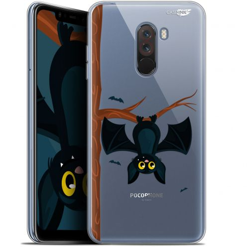 "Coque Gel Xiaomi Pocophone F1 (6.18"") Extra Fine Motif - Petite Chauve Souris"