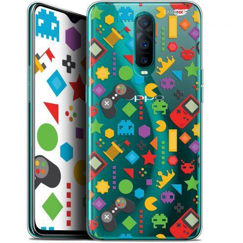 "Coque Gel Oppo RX17 Pro (6.4"") Extra Fine Motif - PacMan"