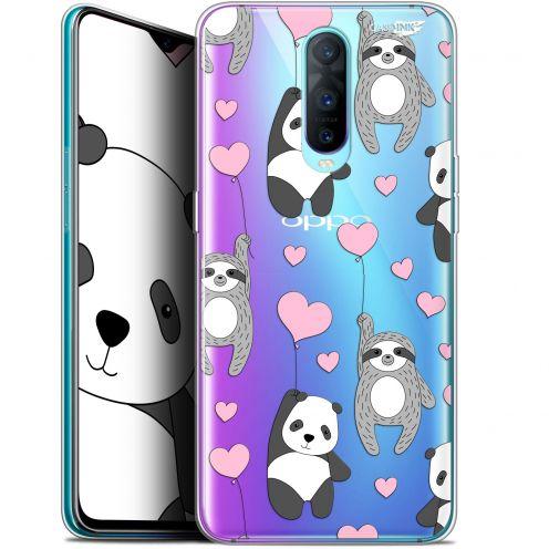"Coque Gel Oppo RX17 Pro (6.4"") Extra Fine Motif -  Panda'mour"