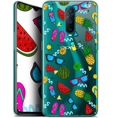 """Coque Gel Oppo RX17 Pro (6.4"""") Extra Fine Motif -  Summers"""