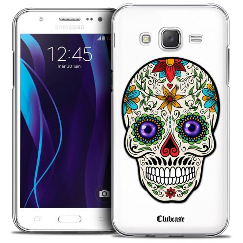 Coque Crystal Galaxy J5 (J500) Extra Fine Skull - Maria's Flower
