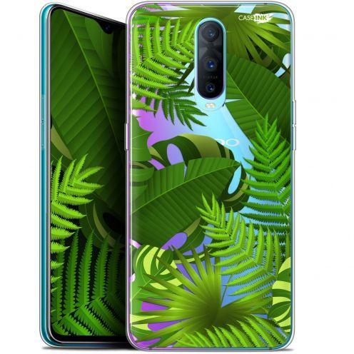 "Coque Gel Oppo RX17 Pro (6.4"") Extra Fine Motif -  Plantes des Tropiques"