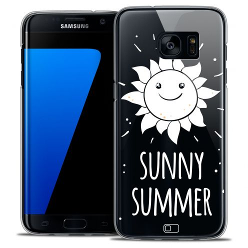 Coque Crystal Galaxy S7 Edge Extra Fine Summer - Sunny Summer