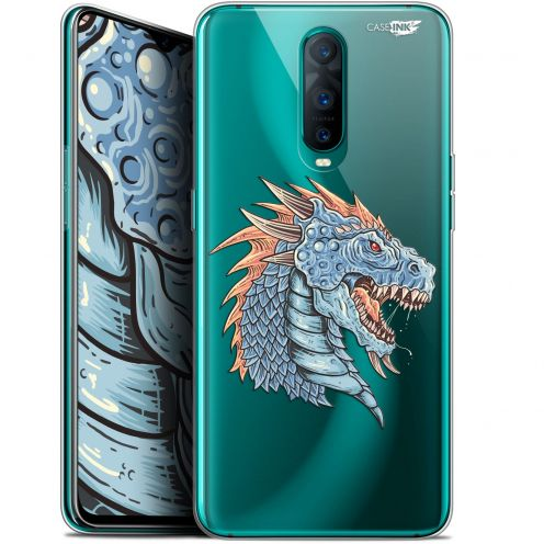 "Coque Gel Oppo RX17 Pro (6.4"") Extra Fine Motif -  Dragon Draw"