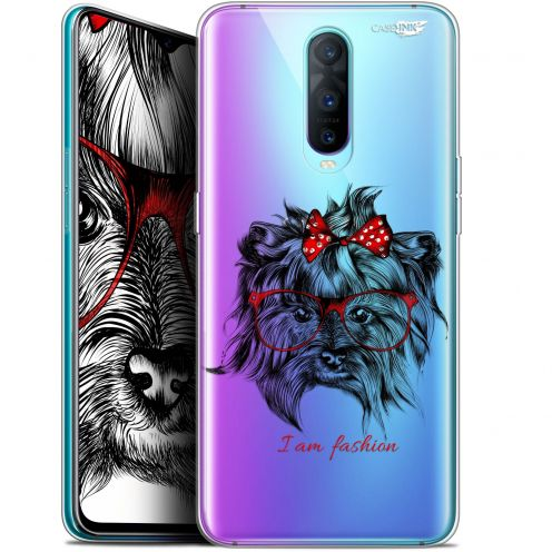 "Coque Gel Oppo RX17 Pro (6.4"") Extra Fine Motif -  Fashion Dog"