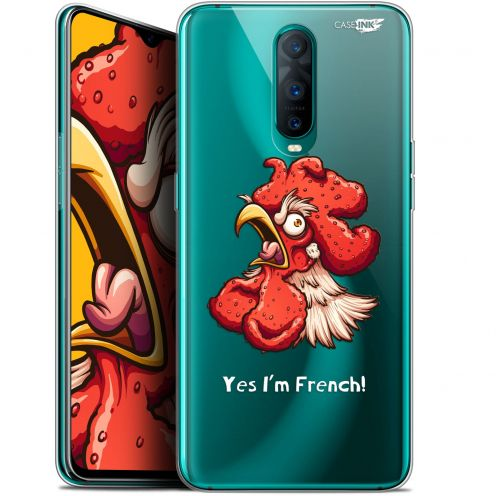 """Coque Gel Oppo RX17 Pro (6.4"""") Extra Fine Motif -  I'm French Coq"""