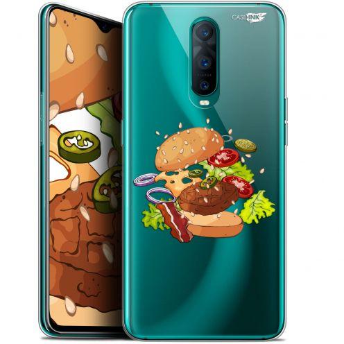 """Coque Gel Oppo RX17 Pro (6.4"""") Extra Fine Motif -  Splash Burger"""