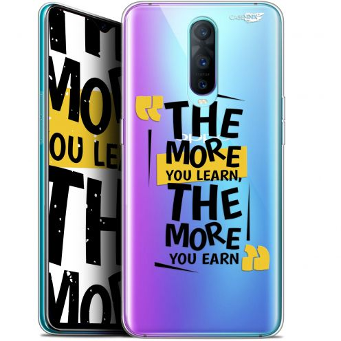 "Coque Gel Oppo RX17 Pro (6.4"") Extra Fine Motif -  The More You Learn"