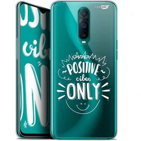 """Coque Gel Oppo RX17 Pro (6.4"""") Extra Fine Motif -  Positive Vibes Only"""