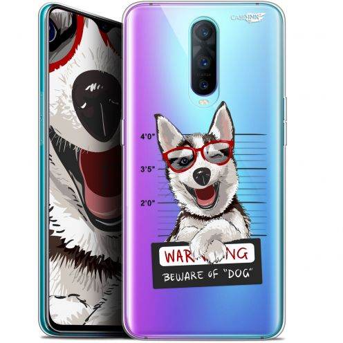 "Coque Gel Oppo RX17 Pro (6.4"") Extra Fine Motif -  Beware The Husky Dog"