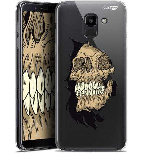 "Coque Gel Samsung Galaxy J6 2018 J600 (5.6"") Extra Fine Motif -  Craneur"