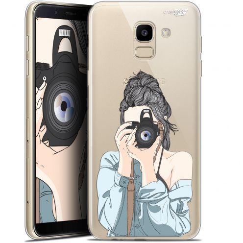 "Coque Gel Samsung Galaxy J6 2018 J600 (5.6"") Extra Fine Motif -  La Photographe"