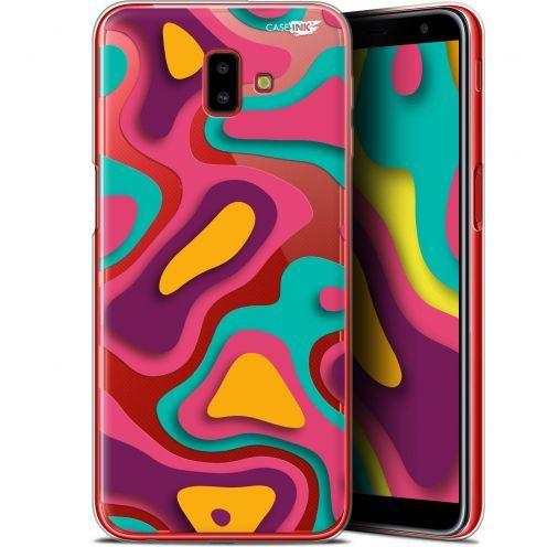 "Coque Gel Samsung Galaxy J6 Plus J6+ (6.4"") Extra Fine Motif - Popings"