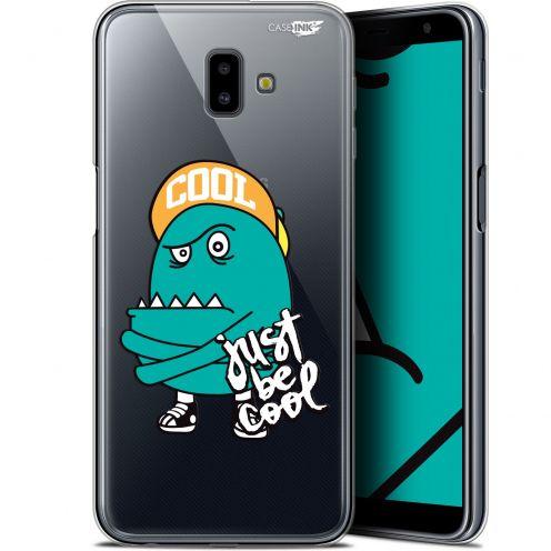 "Coque Gel Samsung Galaxy J6 Plus J6+ (6.4"") Extra Fine Motif -  Be Cool"