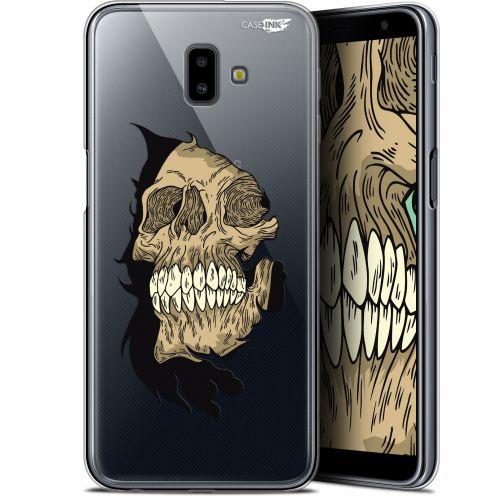 "Coque Gel Samsung Galaxy J6 Plus J6+ (6.4"") Extra Fine Motif -  Craneur"