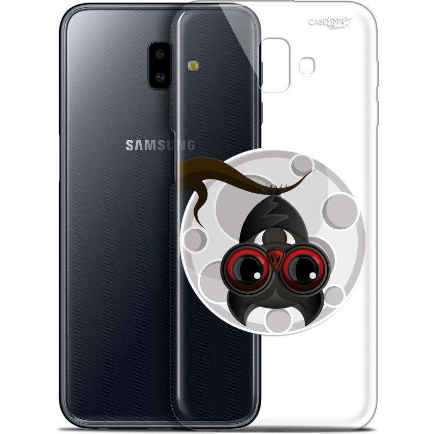 """Coque Gel Samsung Galaxy J6 Plus J6+ (6.4"""") Extra Fine Motif - Petit Vampire"""