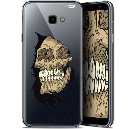 "Coque Gel Samsung Galaxy J4 Plus J4+ (6"") Extra Fine Motif -  Craneur"