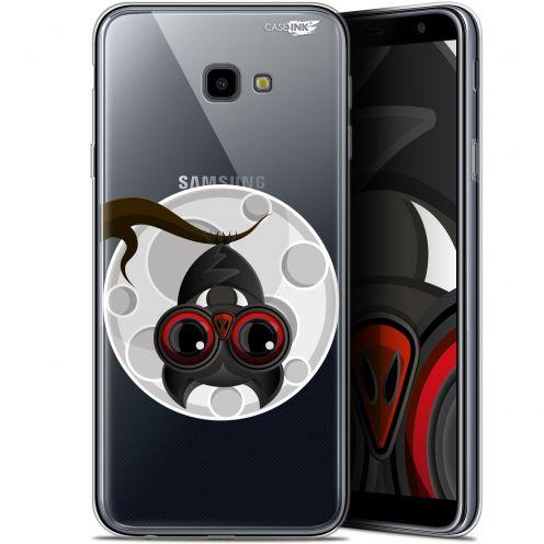 """Coque Gel Samsung Galaxy J4 Plus J4+ (6"""") Extra Fine Motif -  Petit Vampire"""