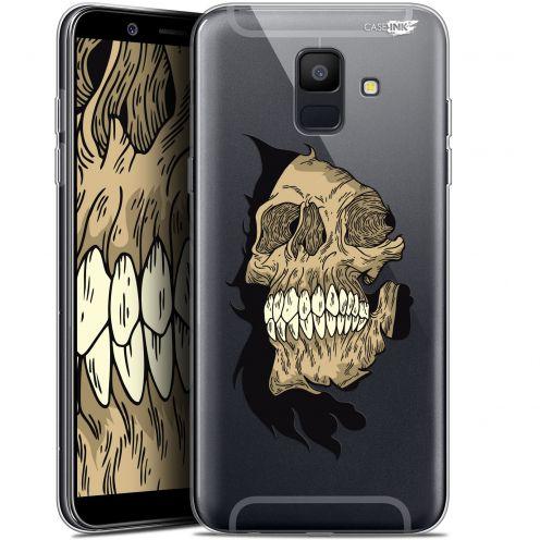 "Coque Gel Samsung Galaxy A6 2018 (5.45"") Extra Fine Motif -  Craneur"
