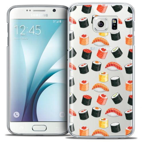 Coque Crystal Galaxy S6 Extra Fine Foodie - Sushi