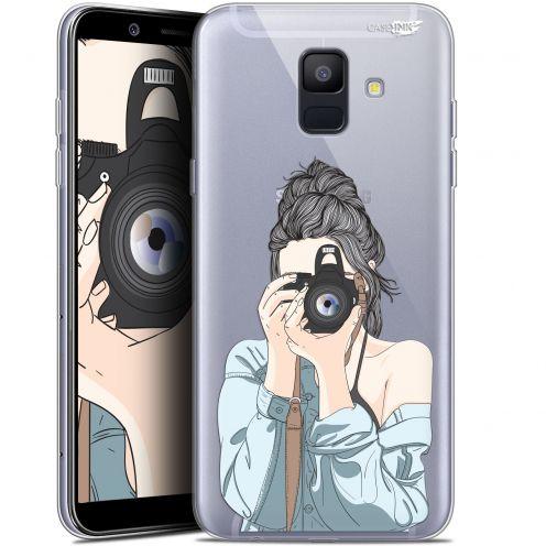 "Coque Gel Samsung Galaxy A6 2018 (5.45"") Extra Fine Motif -  La Photographe"