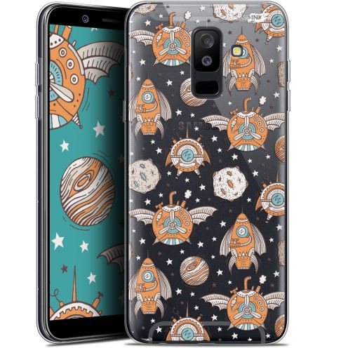 "Coque Gel Samsung Galaxy A6 PLUS 2018 (6"") Extra Fine Motif - Punk Space"