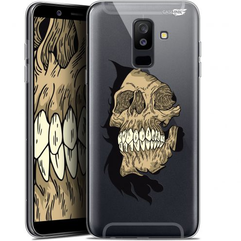 "Coque Gel Samsung Galaxy A6 PLUS 2018 (6"") Extra Fine Motif -  Craneur"