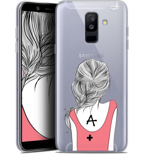"Coque Gel Samsung Galaxy A6 PLUS 2018 (6"") Extra Fine Motif - See You"
