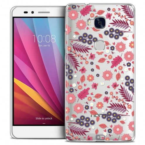 Coque Crystal Honor 5X Extra Fine Spring - Floraison