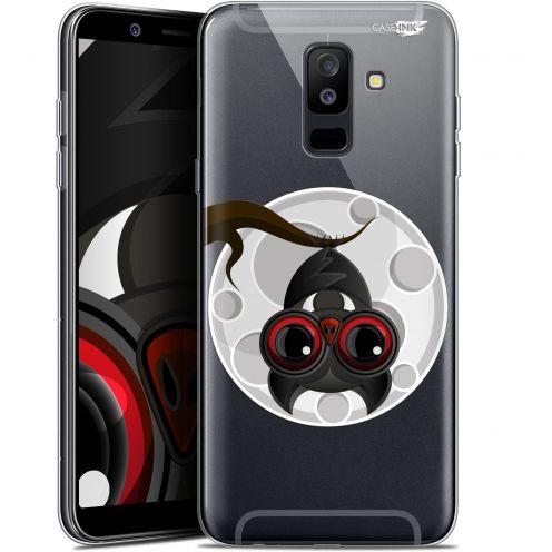 "Coque Gel Samsung Galaxy A6 PLUS 2018 (6"") Extra Fine Motif -  Petit Vampire"