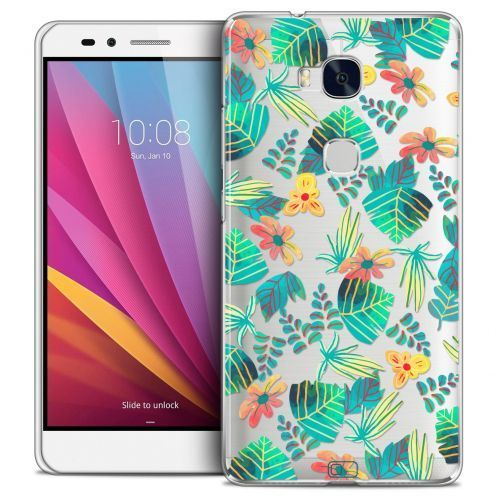 Coque Crystal Honor 5X Extra Fine Spring - Tropical