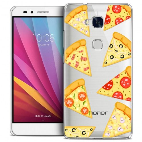 Coque Crystal Honor 5X Extra Fine Foodie - Pizza
