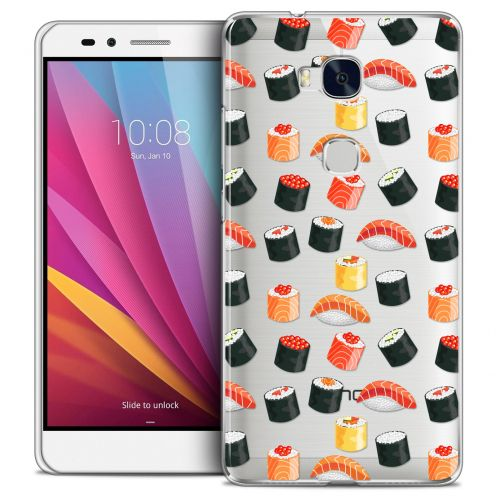 Coque Crystal Honor 5X Extra Fine Foodie - Sushi