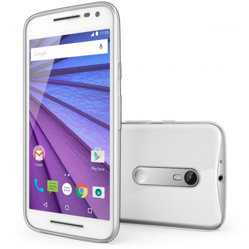 Coque Motorola Moto G3 Extra Fine Souple Crystal Clear