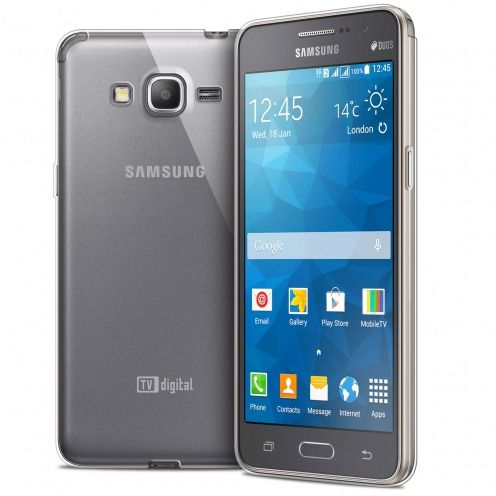Coque Samsung Galaxy Grand Prime Extra Fine Souple Crystal Clear