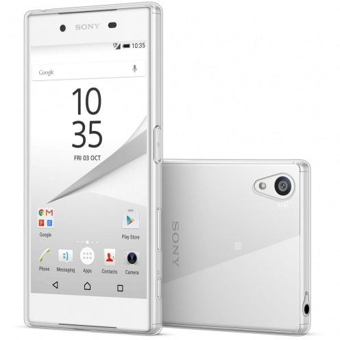 Coque Sony Xperia Z5 Extra Fine Souple Crystal Clear
