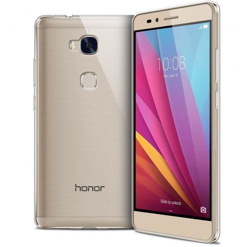 Coque Huawei Honor 5X Extra Fine Souple Crystal Clear