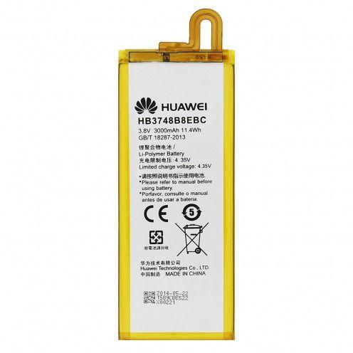 Batterie d'Origine Huawei HB3748B8EBC Pour Ascend G7 (3000 mAh)