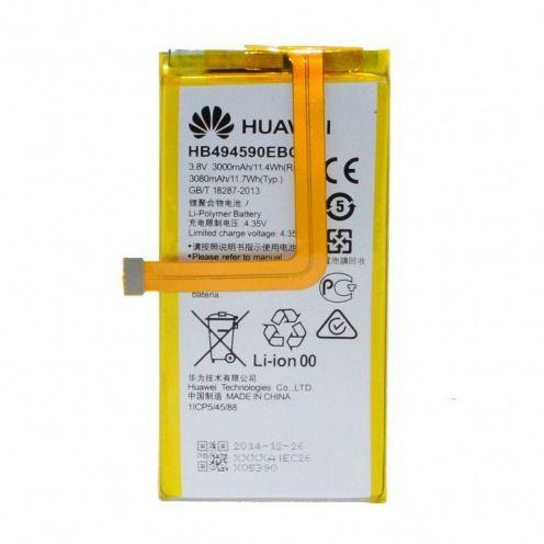 Batterie d'Origine Huawei HB494590EBC Pour Honor 7 (3000 mAh)