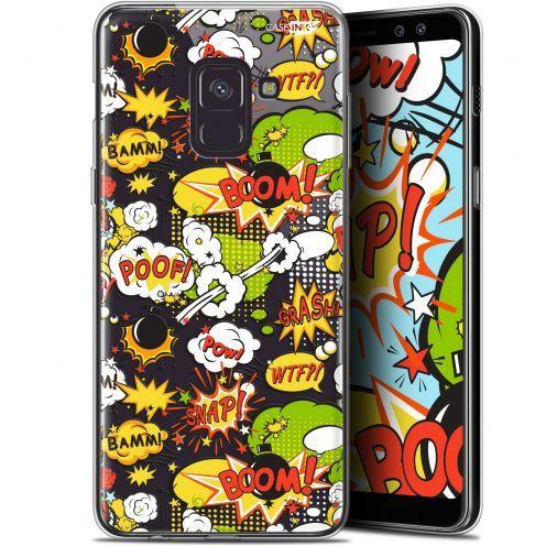 "Coque Gel Samsung Galaxy A8+ (2018) A730 (6"") Extra Fine Motif -  Bim Bam Boom"