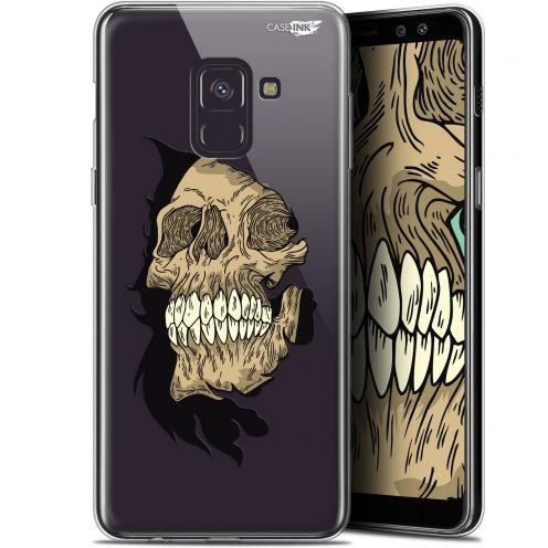 "Coque Gel Samsung Galaxy A8+ (2018) A730 (6"") Extra Fine Motif - Craneur"