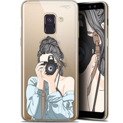 "Coque Gel Samsung Galaxy A8+ (2018) A730 (6"") Extra Fine Motif - La Photographe"
