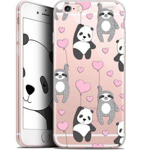 "Coque Gel Apple iPhone 6/6s (4.7"") Extra Fine Motif -  Panda'mour"