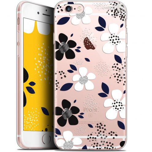 "Coque Gel Apple iPhone 6/6s (4.7"") Extra Fine Motif -  Marimeko Style"