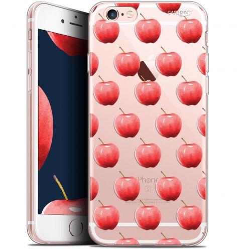 "Coque Gel Apple iPhone 6/6s (4.7"") Extra Fine Motif -  Cerises"