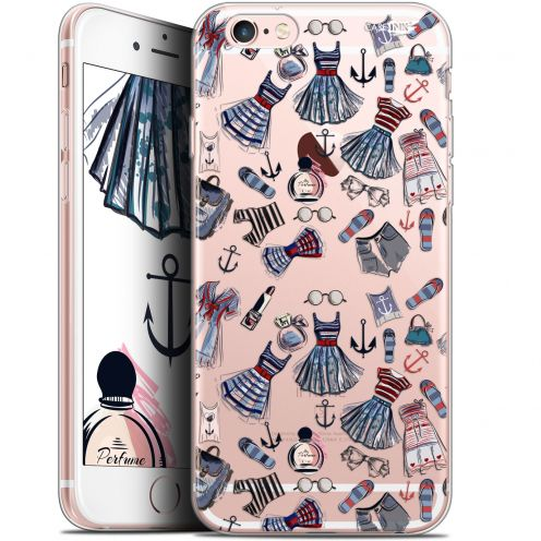 "Coque Gel Apple iPhone 6/6s (4.7"") Extra Fine Motif -  Fashionista"
