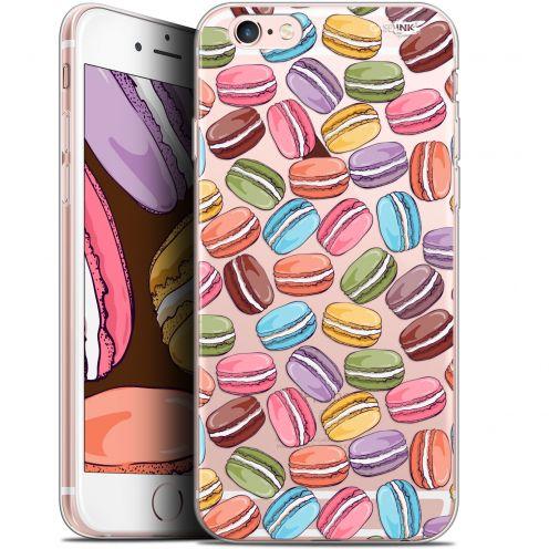 """Coque Gel Apple iPhone 6/6s (4.7"""") Extra Fine Motif - Macarons"""