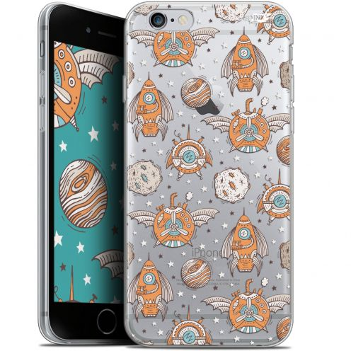 "Coque Gel Apple iPhone 6/6s (4.7"") Extra Fine Motif -  Punk Space"