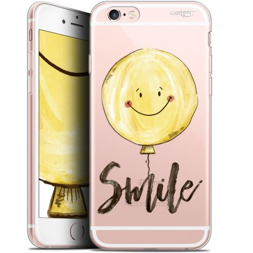 "Coque Gel Apple iPhone 6/6s (4.7"") Extra Fine Motif -  Smile Baloon"