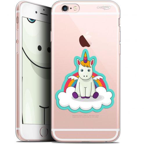 "Coque Gel Apple iPhone 6/6s (4.7"") Extra Fine Motif -  Bébé Licorne"